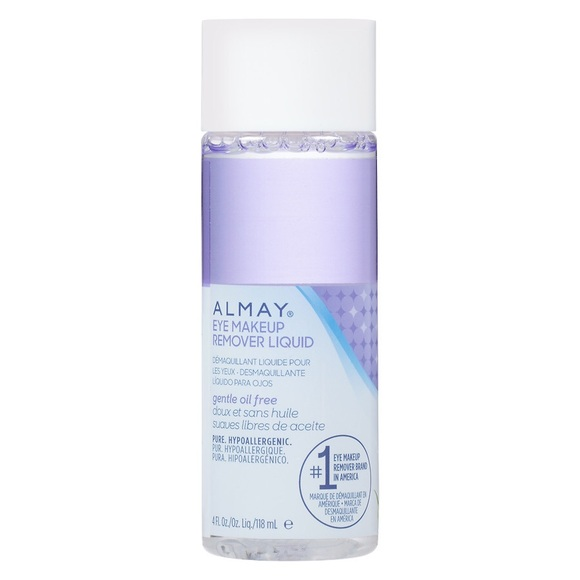 2 Almay Eye Makeup Remover Liquid